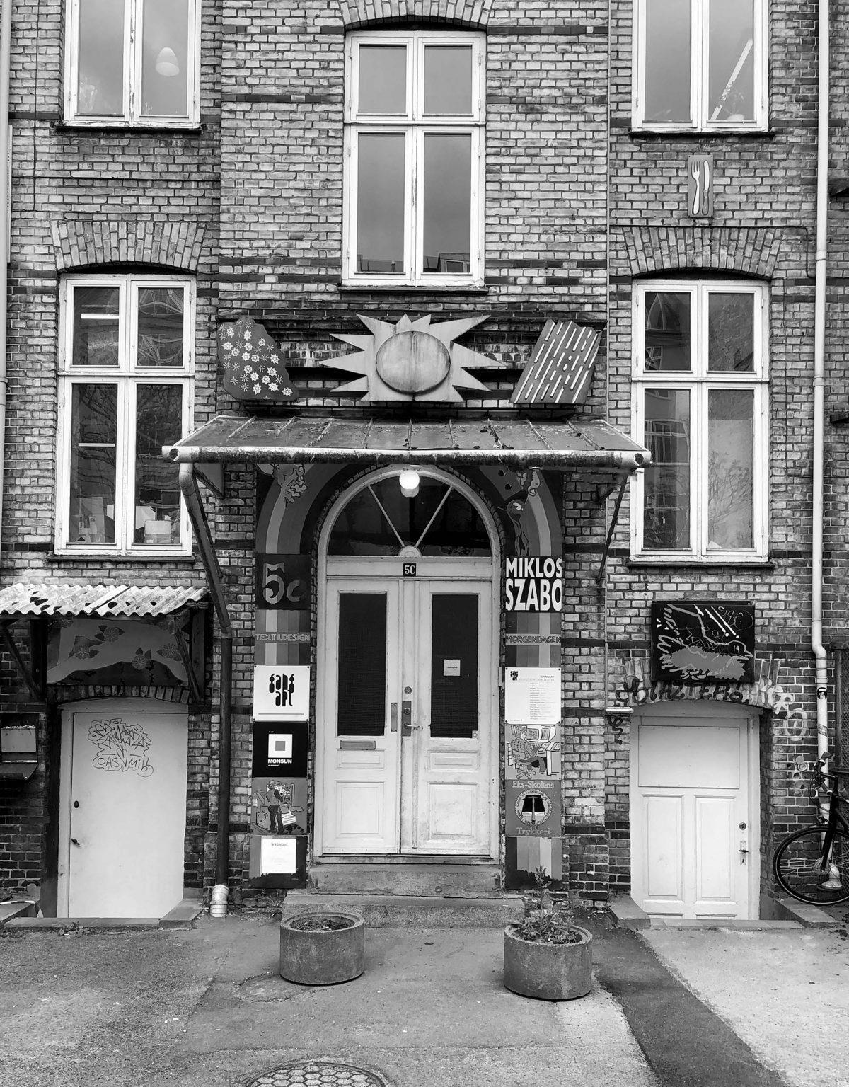 GangArt – Kreativt kontorfællesskab på Nørrebro